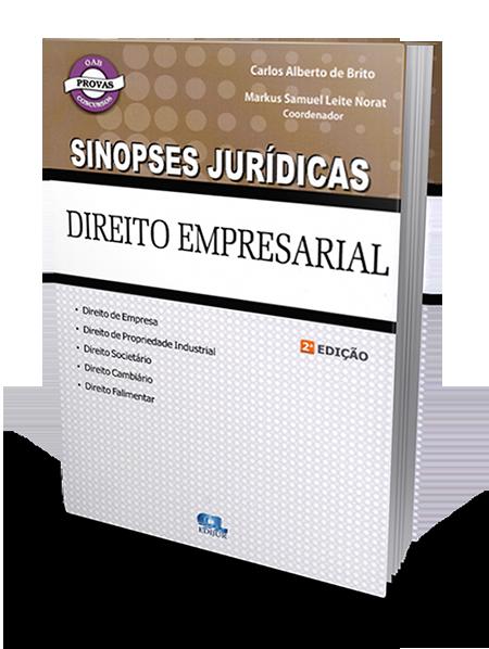 Sinopse de Direito Empresarial - 3º Edição