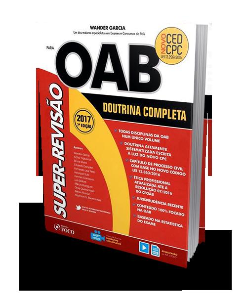 Super Revisão OAB - Doutrina Completa - 7ª Edição