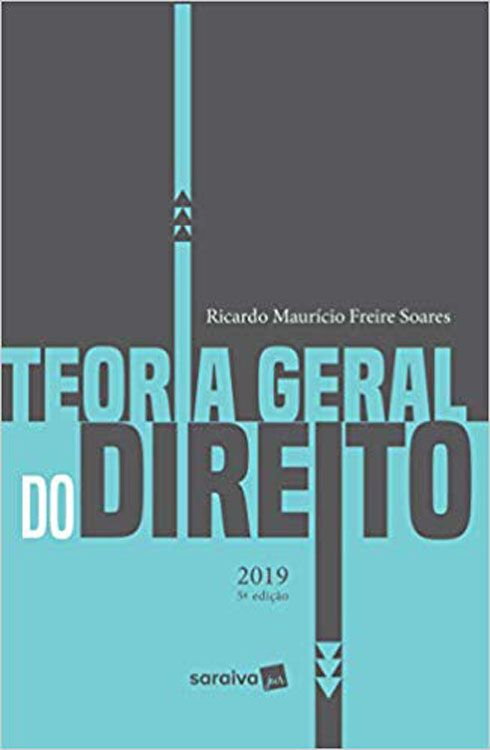 Teoria Geral do Direito - 5ª Edição
