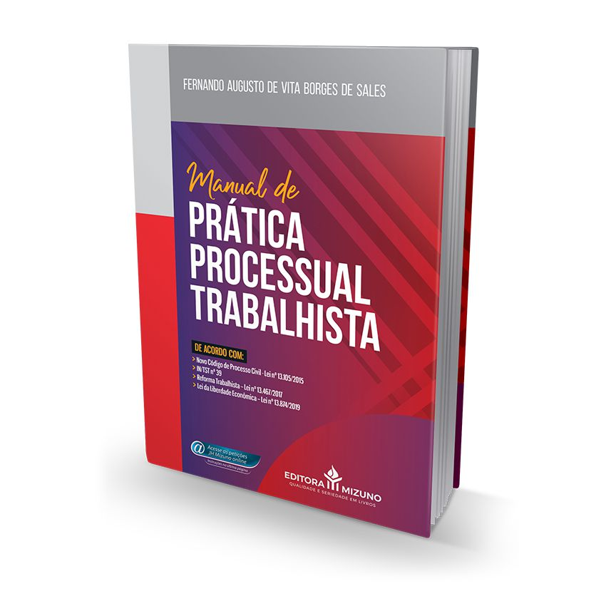 Manual de Prática Processual Trabalhista