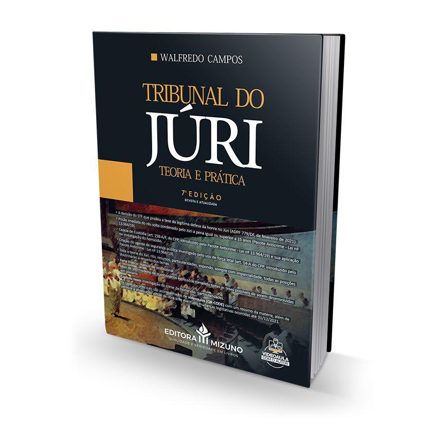 Tribunal do Júri - Teoria e Prática - 7ª Edição
