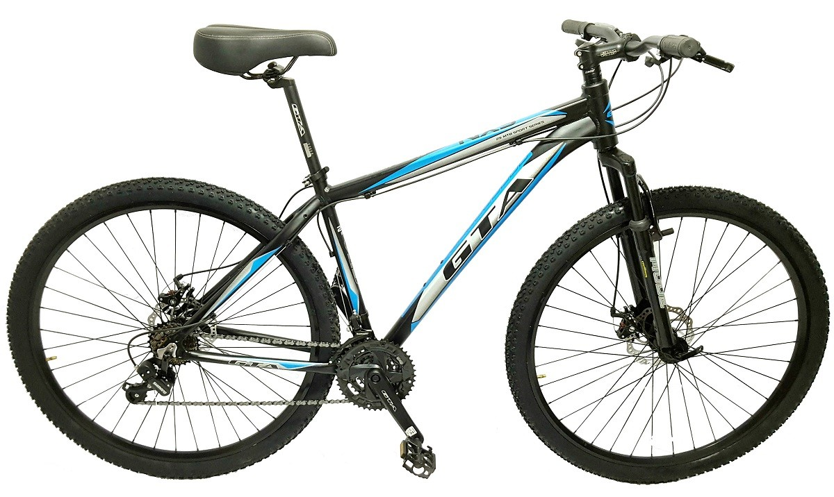 Bicicleta Aro GTA 29 Alumínio 24v Câmbios Shimano