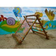 Playground de Tronco <br>Cestão