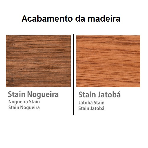 BANCO DE MADEIRA GAIA 160 SEM ENCOSTO   - Natumóveis