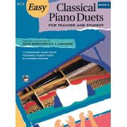 Easy Classical Piano Duets, Book 2