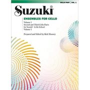 Ensembles for Cello 1