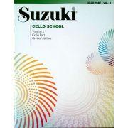 Suzuki Cello School Cello Part, Volume 2 (Revised)
