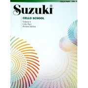 Suzuki Cello School Cello Part, Volume 6 (Revised)