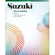 Suzuki Cello School Piano Accompaniment, Volume 3 (Revised)