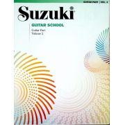 Suzuki Guitar School Guitar Part, Volume 2