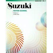 Suzuki Guitar School Guitar Part, Volume 3