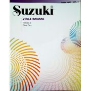 Suzuki Viola School Viola Part, Volume 2 (Revised)