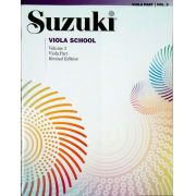 Suzuki Viola School Viola Part, Volume 3 (Revised)