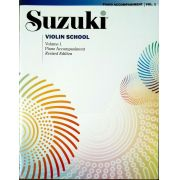 Suzuki Violin School Piano Accompaniment, Volume 1 (Revised)