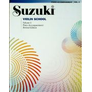 Suzuki Violin School Piano Accompaniment, Volume 2 (Revised)