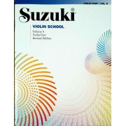 Suzuki Violin School Violin Part, Volume 8 (Revised)