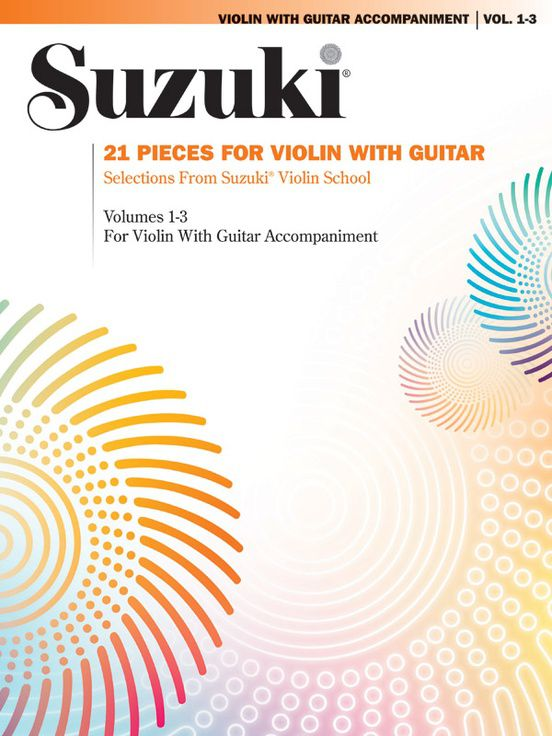 21 Pieces for Violin and Guitar