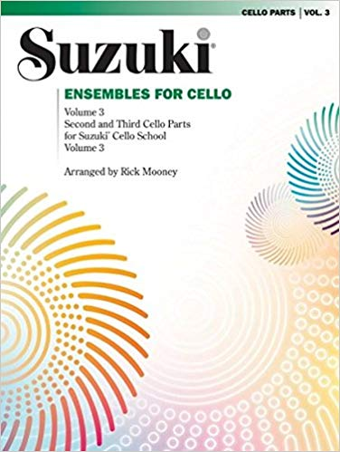 Ensembles for Cello 3