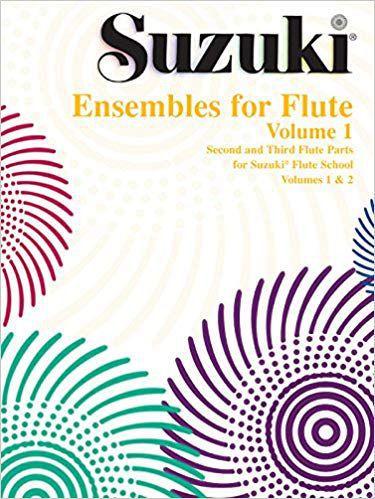 Ensembles for Flute, Volume 1