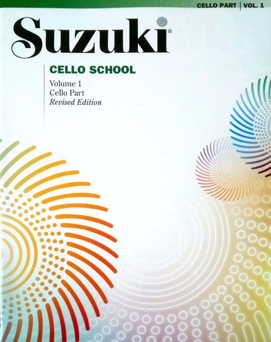Suzuki Cello School Cello Part, Volume 1 (Revised)
