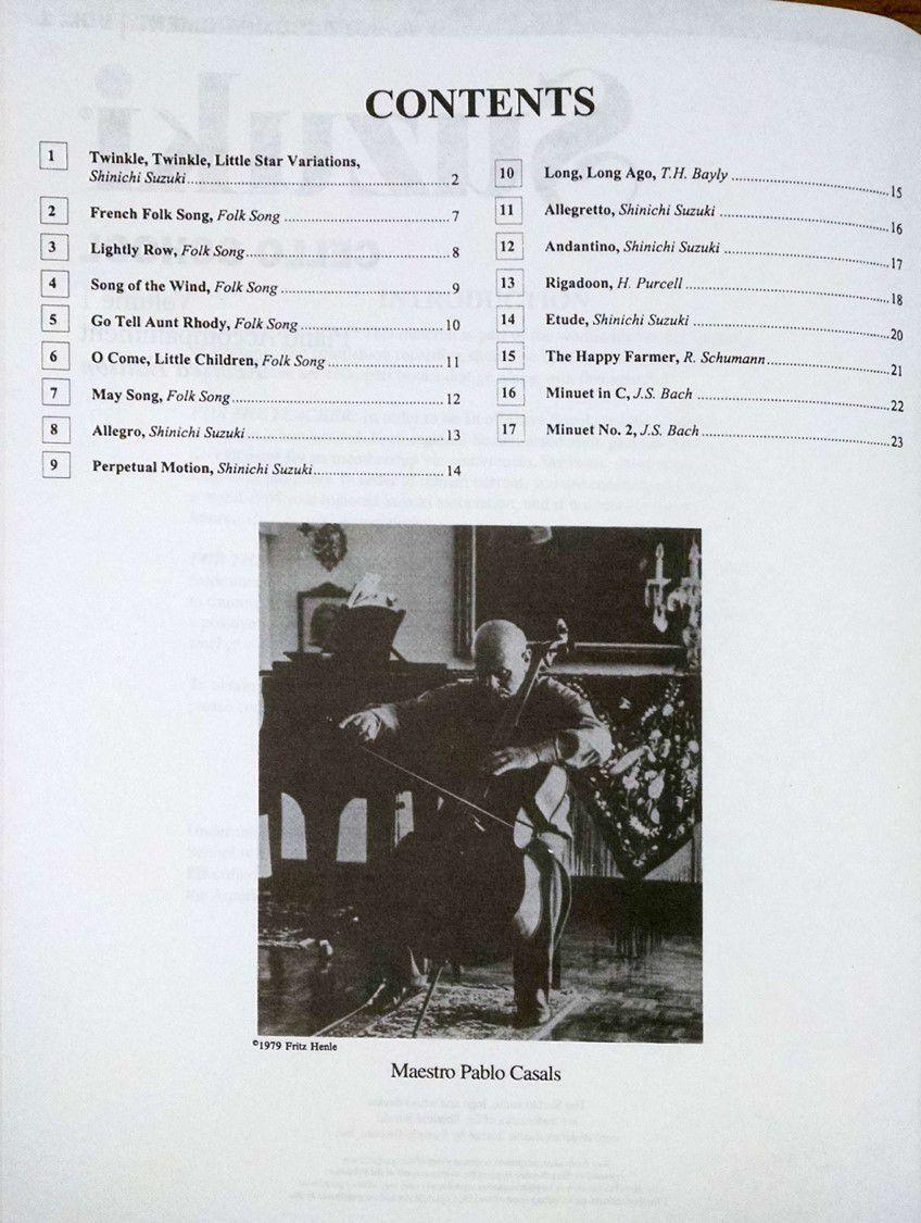 Suzuki Cello School Piano Accompaniment, Volume 1 (Revised)