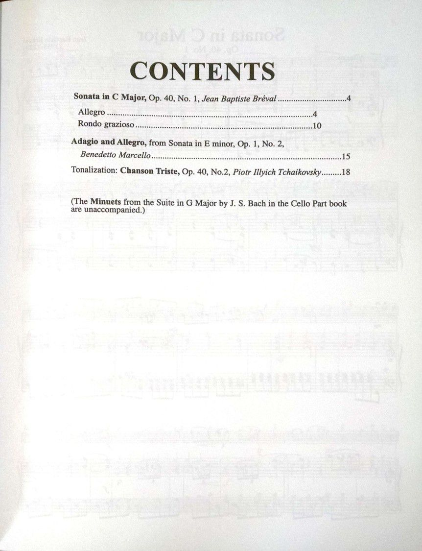 Suzuki Cello School Piano Accompaniment, Volume 4 (Revised)