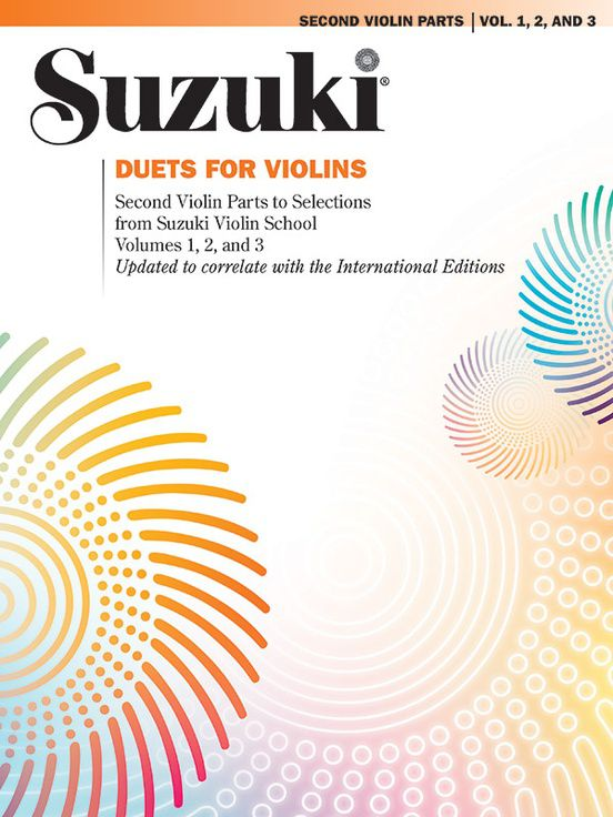Suzuki Duets for Violin