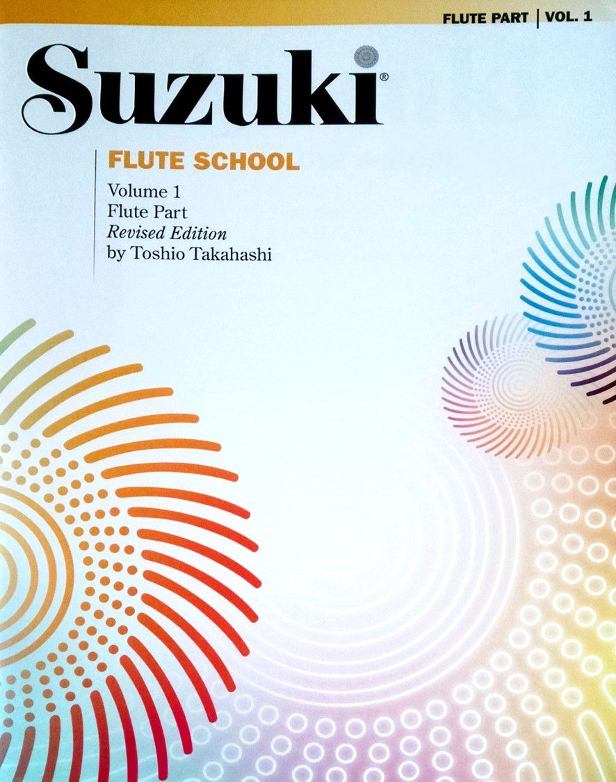 Suzuki Flute School Flute Part, Volume 1 (Revised)