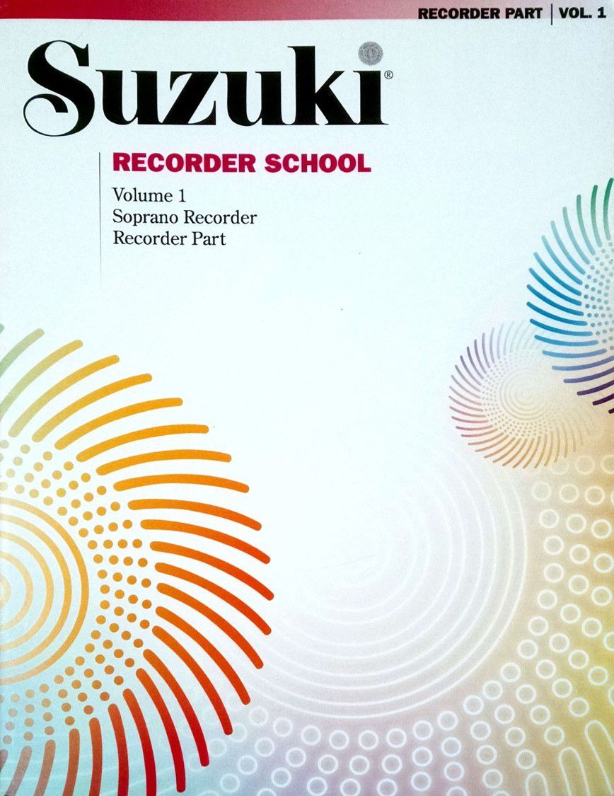 Suzuki Recorder School Recorder Part, Volume 1, Soprano (Revised)