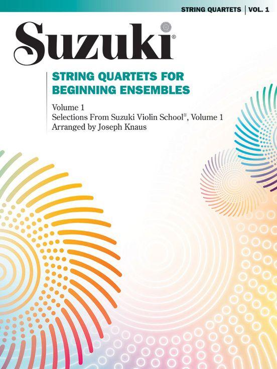 Suzuki String Quartets, Volume 1