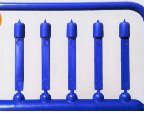 Alergoprick - Puntor Plastico  600 unidades