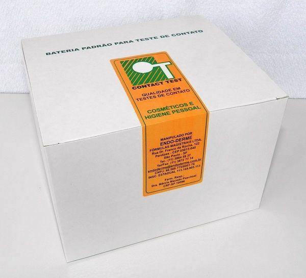 Bateria cosmeticos 11 substancias