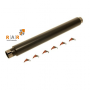 AR620UH - KIT DE ROLO DE FUSÃO SUPERIOR ORIGINAL PARA SHARP MX-M700N, MX-M620N E SERIES