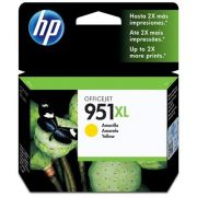 Tinta Original HP 951XL, 951, AMARELO, CN048AL | 8610, 8620, 8100, 8600 PLUS, 8630
