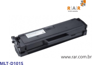 MLTD101S / MLT-D101S / CARTUCHO DE TONER PRETO COMPATÍVEL 100% NOVO PARA SAMSUNG ML-2165 / SCX-3405 E SERIES