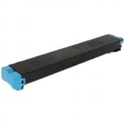 Toner Compatível SHARP MX23NTCA, MX23BTCA, Ciano | MX-2310U, MX-2010U