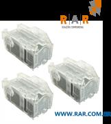MX-SCX1 (MXSCX1)  - CARTUCHO DE GRAMPO COM 3 UNIDADES ORIGINAL PARA SHARP PARA MX-2310U / MX-2700N / MX-M503N E SERIES