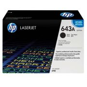 Q5950A / 643A CARTUCHO DE TONER PRETO ORIGINAL PARA HP COLOR LASERJET 4700 SERIES