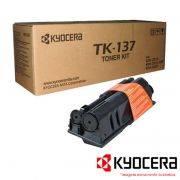TK137 (TK-137) CARTUCHO DE TONER PRETO ORIGINAL PARA KYOCERA KM-2810 / KM-2820