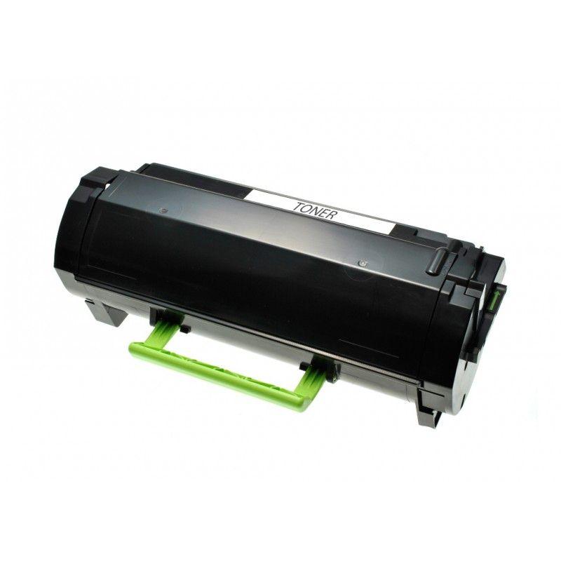 504X 50FBX00 CARTUCHO DE TONER  COMPATIVEL PARA LEXMARK MS610 MS410 MS415 MS610DE MS610DN MS410DN MS415DN