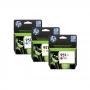 951XL - Kit com 3 Cartuchos de Tinta (CN046AN   CN047AN   CN048AN) Originais - Para uso em HP OfficeJet Pro Séries