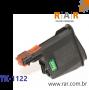 TK1122 (TK-1122) - CARTUCHO DE TONER PRETO COMPATÍVEL NOVO PARA KYOCERA FS-1025MFP, FS-1060DN E SERIES