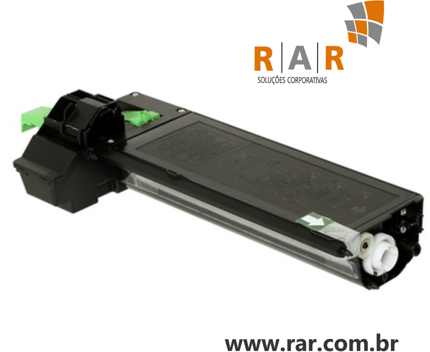 AR152NT (AR-152NT) - CARTUCHO DE TONER ORIGINAL DO FABRICANTE PARA SHARP AR168D  E SERIES