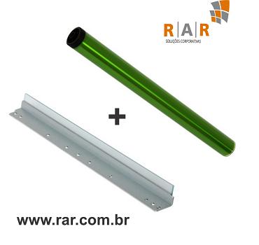 AR205DR/ SH200BDC - KIT CILINDRO E LÂMINA COMPATÍVEL PARA SHARP AR5516/ AR5520/ AR5316/ MX-M200D/ MX-M232D