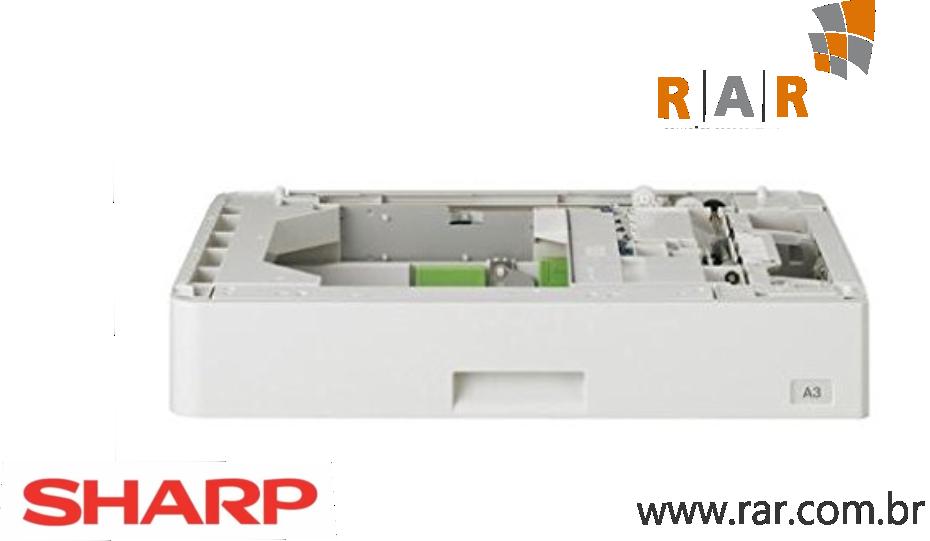 AR-D36 (ARD36) - BANDEJA ADICIONAL DE PAPEL 250 FOLHAS PARA USO EM SHARP MX-M202D E SERIES