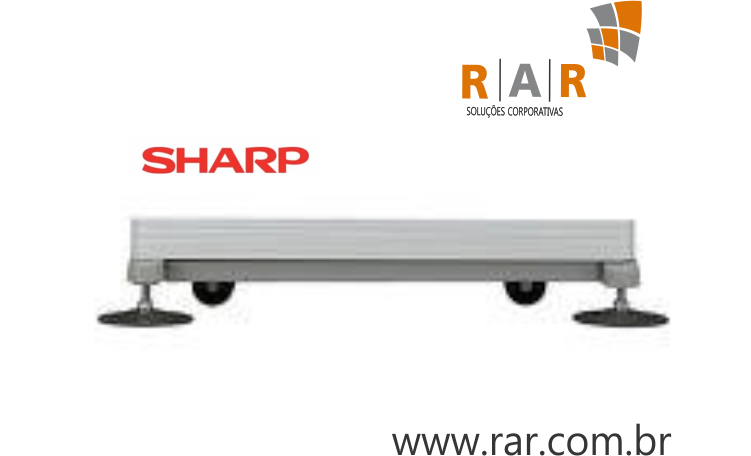 AR-DS16 (ARDS16) - GABINETE BAIXO PARA SHARP MX-M264N E SERIES