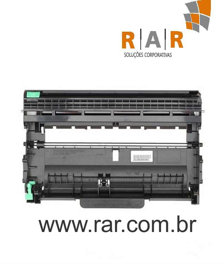DR-3302 (DR3302) - CARTUCHO DE CILINDRO COMPATÍVEL PARA BROTHER DCP1112DN / HL5452 E SERIES