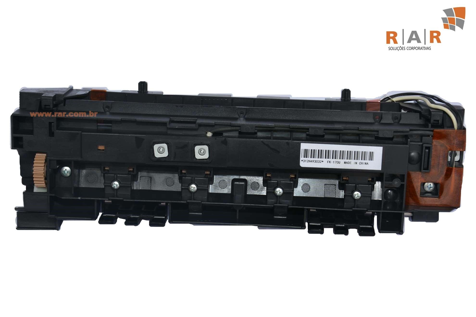 FK170U / FK-170U / 302LZ93050 / 302LV93136 /  FK171U / FK-171U UNIDADE FUSOR COMPLETO ORIGINAL PARA KYOCERA ECOSYS M2035DN / M2035 /FS1035MFP E SERIES