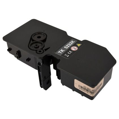 Kit com 4 Cartuchos de Toner Compatíveis (TK-5232Y | TK-5232M | TK-5232K | TK-5232C) - Para uso em Kyocera Ecosys M5521CDW | P5021CDW