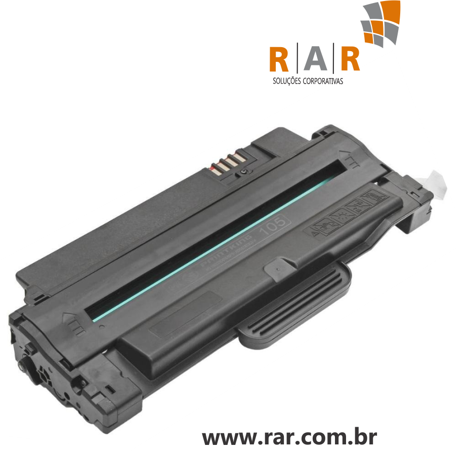 MLTD105S (MLT-D105S) - CARTUCHO DE TONER PRETO COMPATÍVEL 100% NOVO PARA SAMSUNG ML-1910 / SCX4623 E SERIES